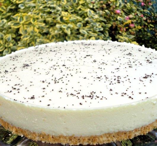 Kefir Quarktorte - ein leckeres Kuchenrezept für Milchkefir Liebhaber- fertiger Kuchen