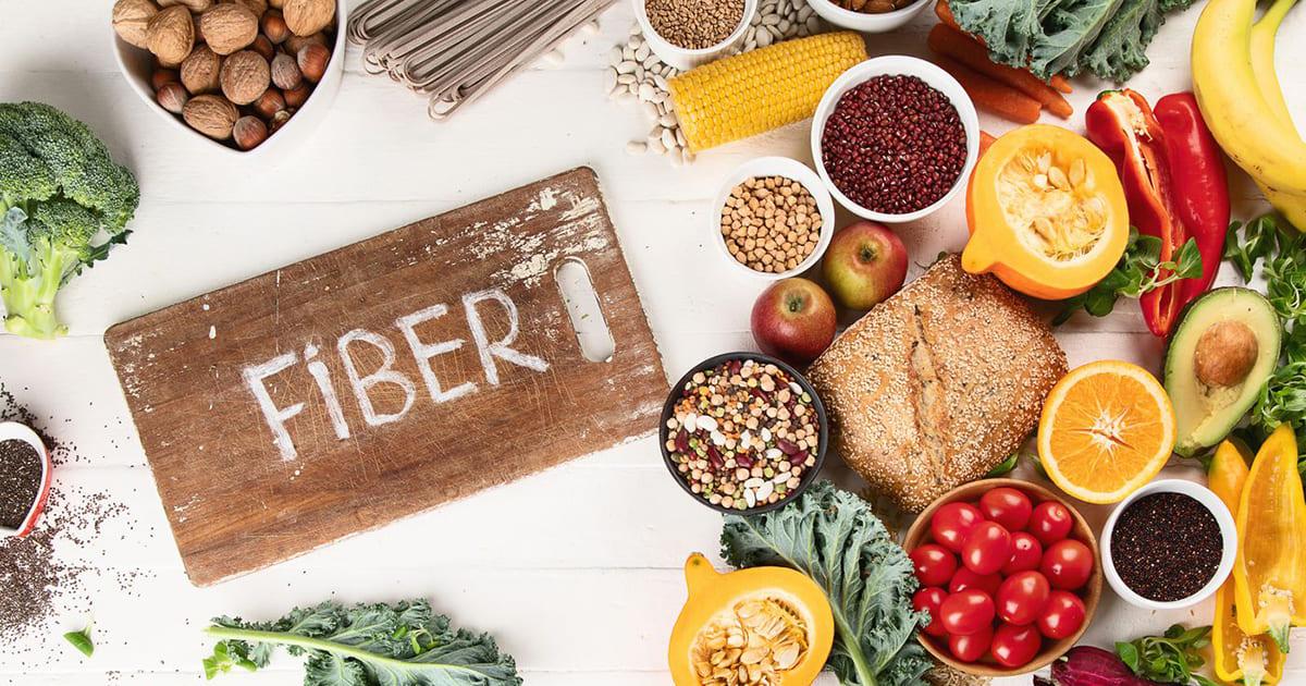 La fibra alimentare tra le sue proprietà avrebbe anche quella di ridurre il rischio di depressione nelle donne in premenopausa.
