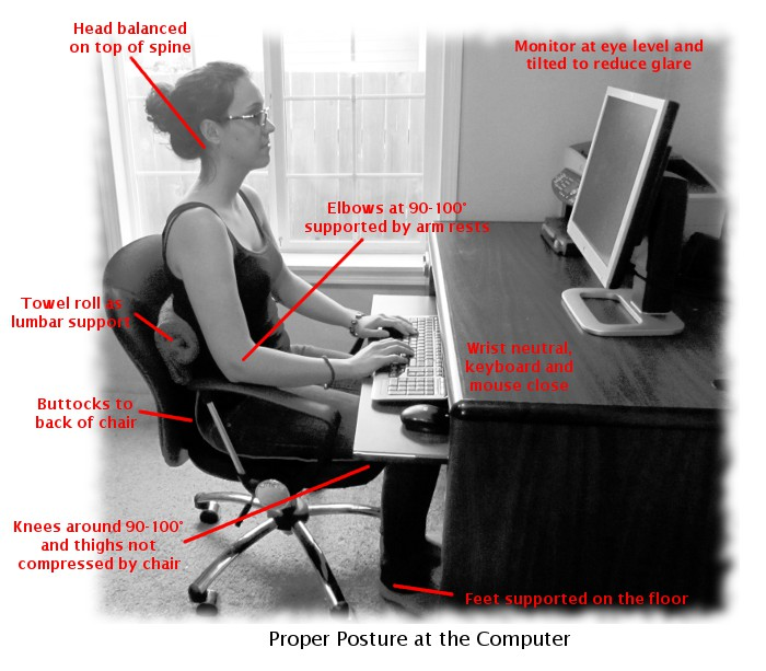 ergonomic posture kneeling chair patio slings office chairs: chairs for good