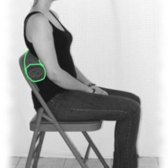 Posture Seat For Couch Comfortable Portable Chairs Proper Sitting