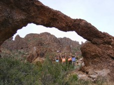 Hewitt Canyon Arch