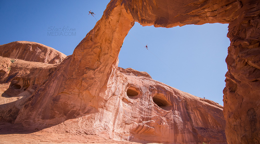 Rope Swinging Permanently Banned at Corona Arch and Gemini