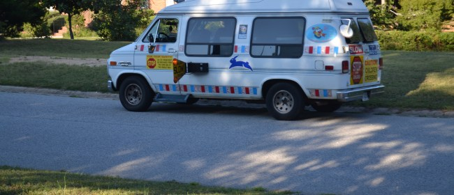 Kids and Ice Cream Trucks! Why they go into PANIC MODE!