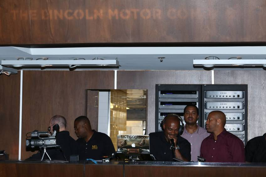 Lincoln VIP Experience