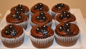 Snazzy Cakes,LLC Death by Chocolate Cupcakes