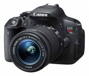 Best Buy Canon EOS Rebel T5i