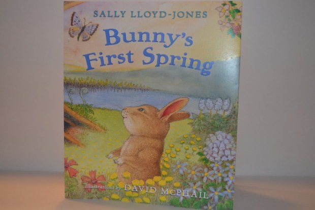 Bunny's First Spring, Naturalbabydol