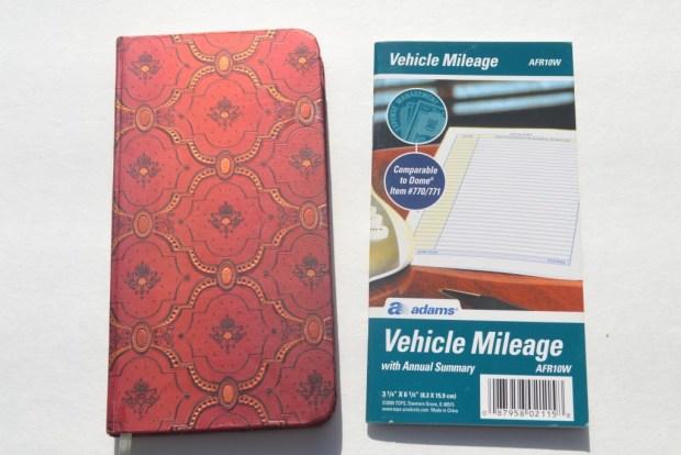 Vehicle Mileage, Notebook, Naturalbabydol