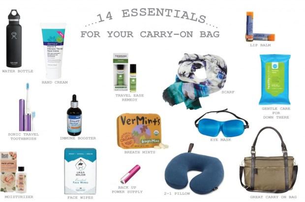 """""""Travel"""" """"Essentials"""""""