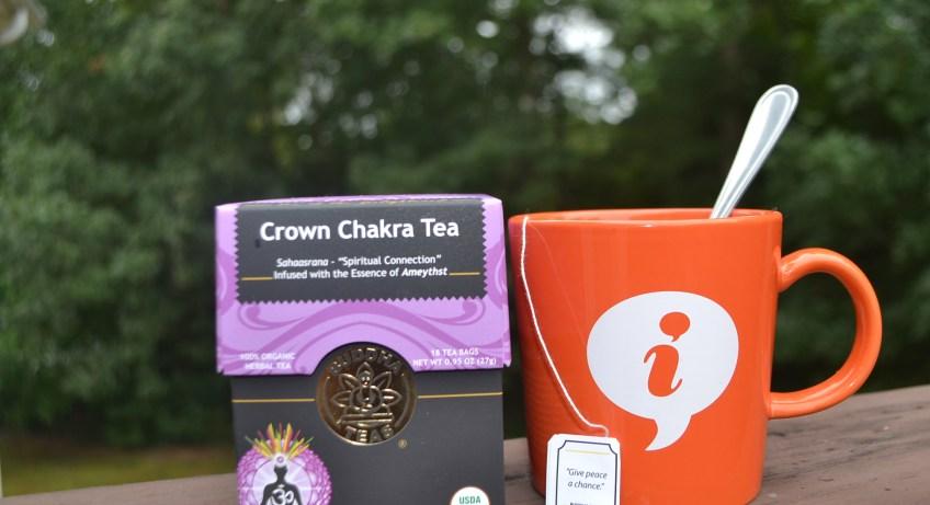 """Buddha Tea"" ""Chakra Tea"" ""Naturalbabydol"""
