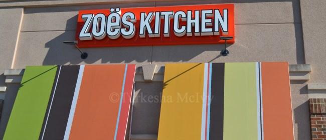 Zoës Kitchen Restaurant Review