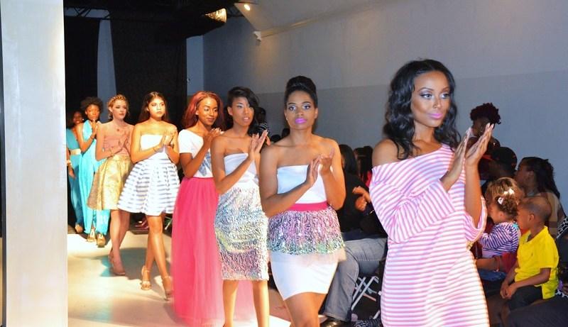 """""""Fashion Bazaar III"""" """"Joseph & Elynn Walk"""""""