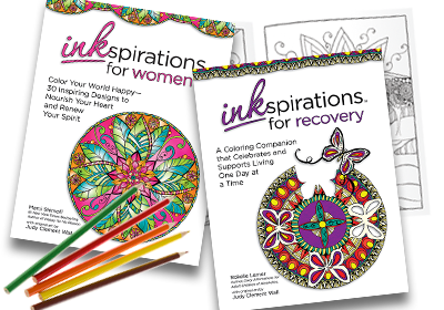 Inkspirations for Women: Color Your World Happy – The Perfect Past time For Yogis