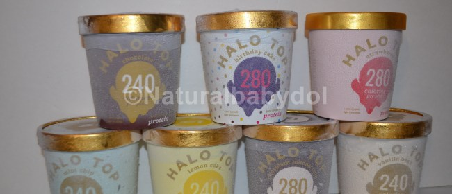 Single Girl Weekend – Halo Top & Netflix