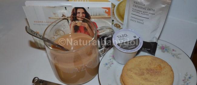 Night Cap With TAZO® Chai Latte & Cinnamon Tea Cookies