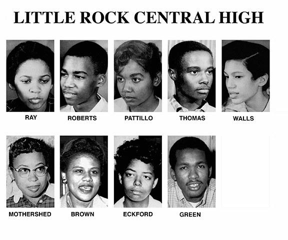 """Carlotta Walls LaNier"" ""Lincoln Motor Company"" ""Little Rock Nine"" ""Naturalbabydol"""