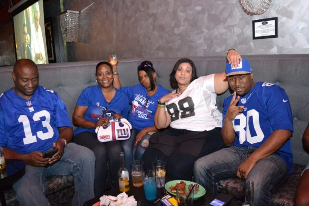 """NYG4Life"" ""New York"" ""New York Giants"" ""Football"" ""Chef Rob's Upscale Lounge"" ""NFL"" ""Naturalbabydol"""