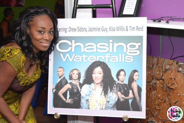 """IZE Entertainment Group"" ""Chasing Waterfalls"" ""Ladies Night In"" ""Dinner & A Movie"" ""Naturalbabydol"" ""'Chasing Waterfalls"""