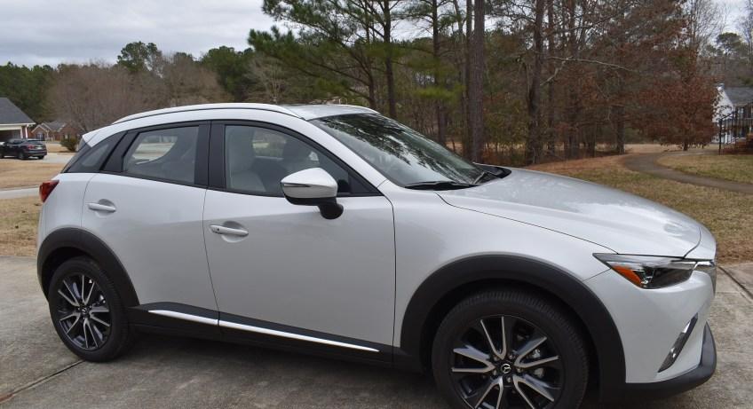 """""""2018 Mazda CX-3 Grand Touring"""" """"Mazda"""" """"Car Review"""" """"Family Travel"""" """"Atlanta"""" """"Driveshop"""" """"Naturalbabydol"""""""
