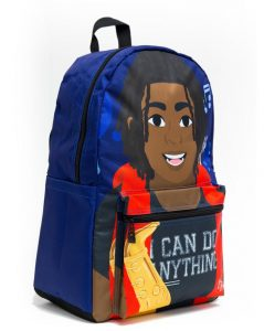 Blended Design African American Inspired Book Bag