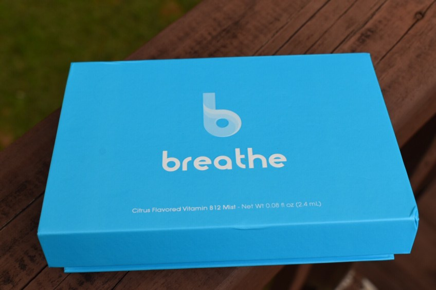 Breatheb12 Vitamin Vape