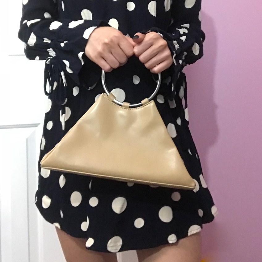 fall trends polka dots