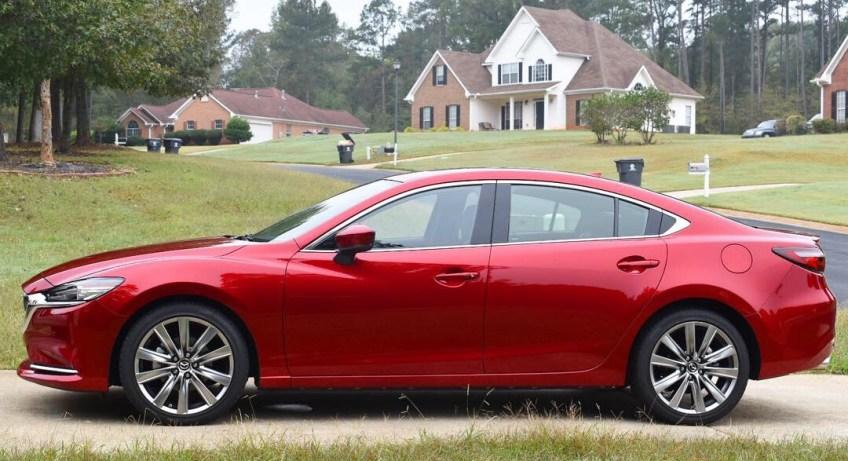 2018 Mazda 6 Signature