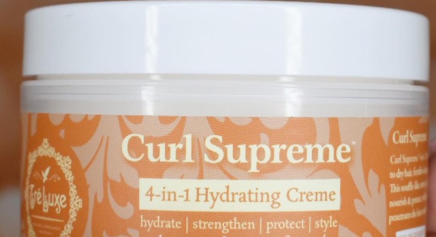 TreLuxe Curl Supreme 4-in-1 Hydrating Creme