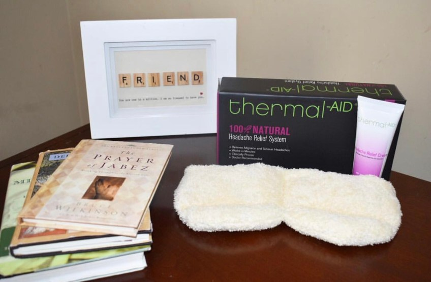 Thermal-Aid Headache Relief