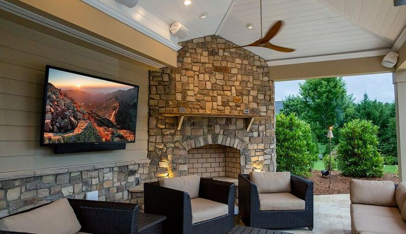 The Sunbrite Veranda Series Outdoor TVs