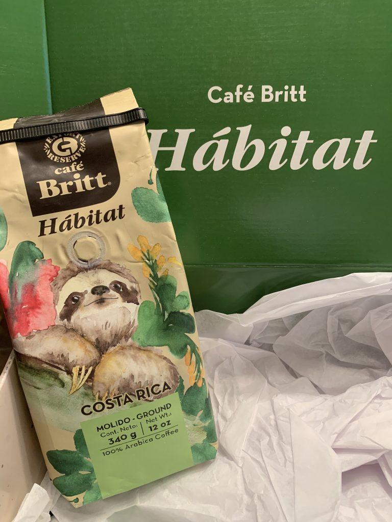 Cafe Britt Habitat Coffee