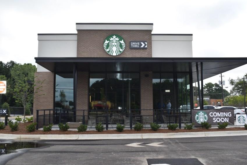 Starbucks Jonesboro Community Store