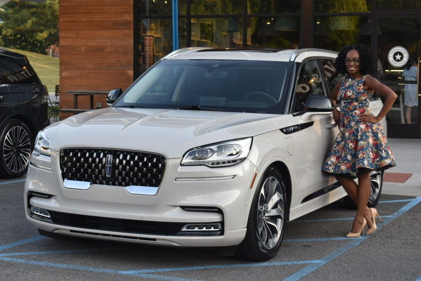 2020 Grand Touring Lincoln Aviator