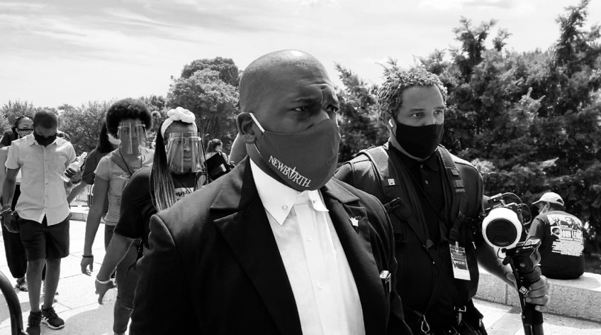March On Washington, Jamal Harrison Bryant