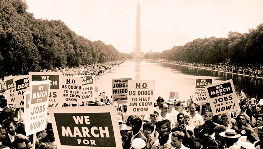 March on Washington, Martin Luther King Jr., Jamal Bryant