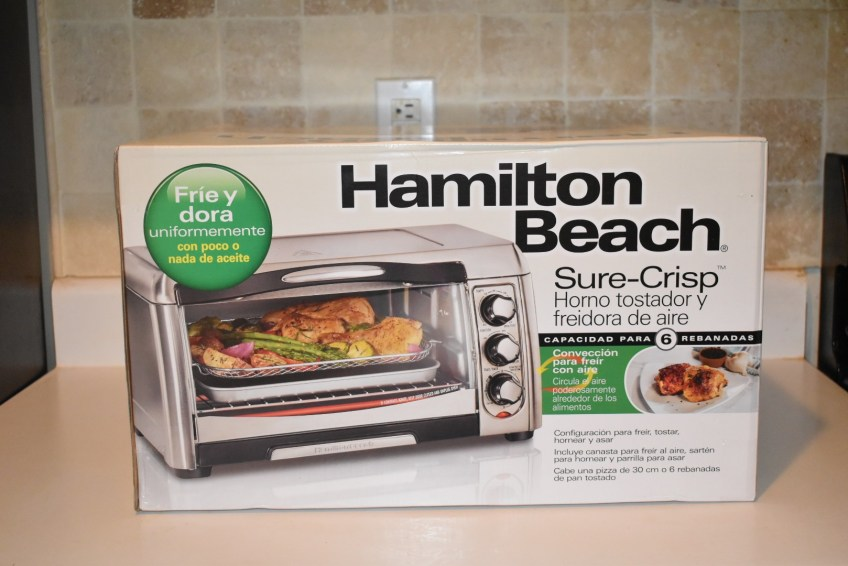 Hamilton Beach Sure Crisp™ Air Fryer Oven