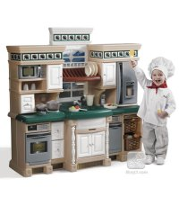 Step 2 LifeStyle Deluxe Kitchen to Crave For - Natural Mama