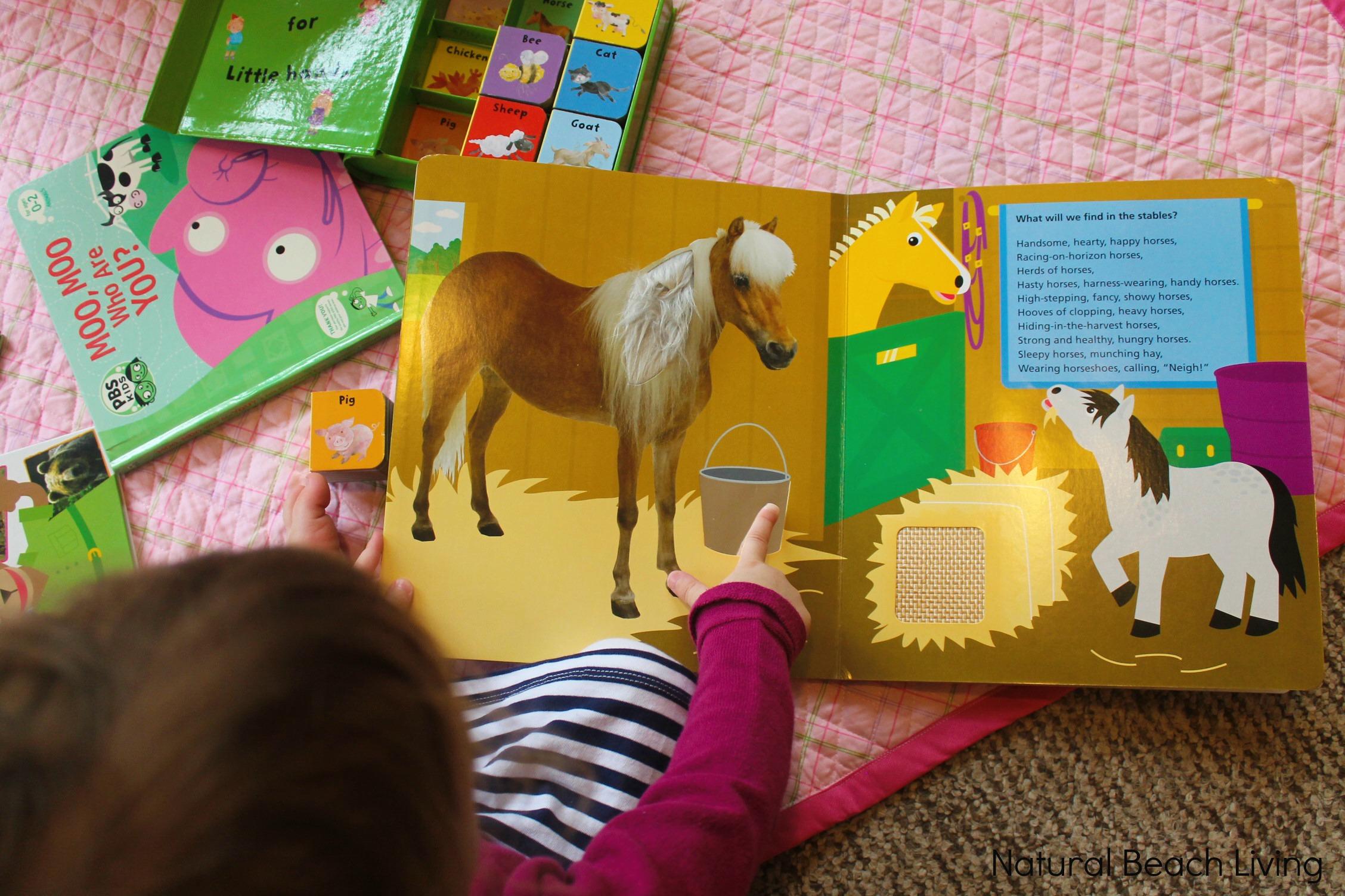 Montessori Inspired Farm Animal Activities Free Printables
