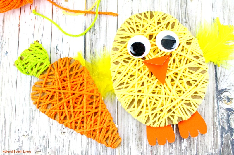 easy art and craft ideas for preschoolers