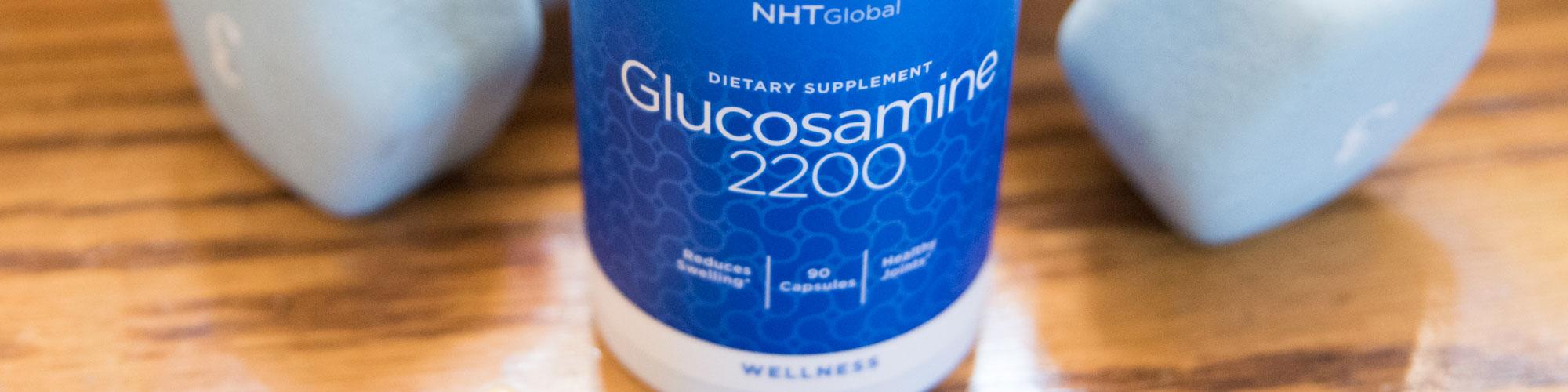 Glucosamine 2200 von NHT Global