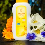 Weleda baby calendula bath review