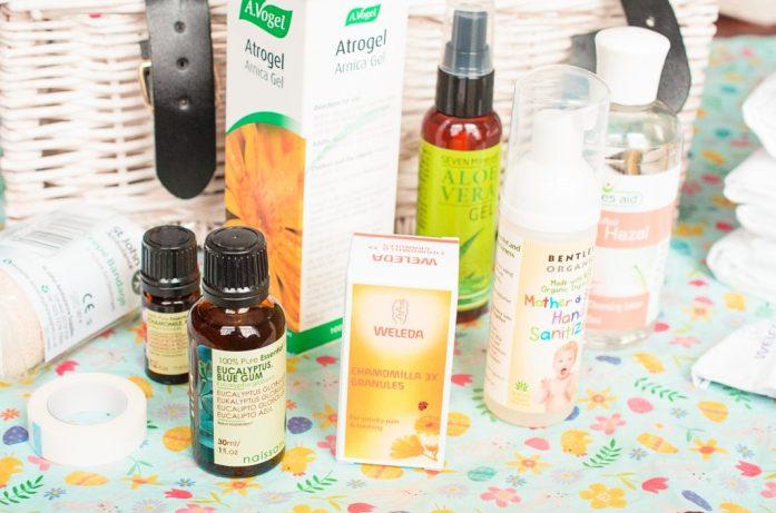 Seven Minerals Organic Aloe Vera Spray