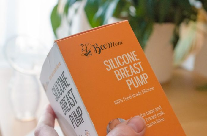 BeeMom Breast Pump packaging