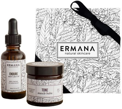 Ermana Endure Men's Gift Set