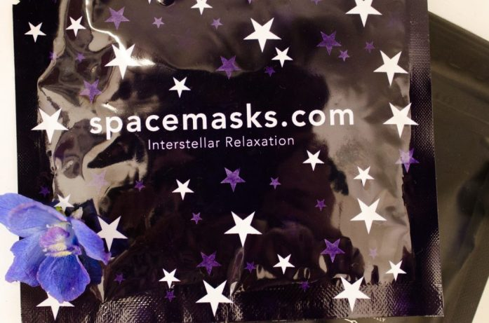 Spacemask - interstellar relaxation
