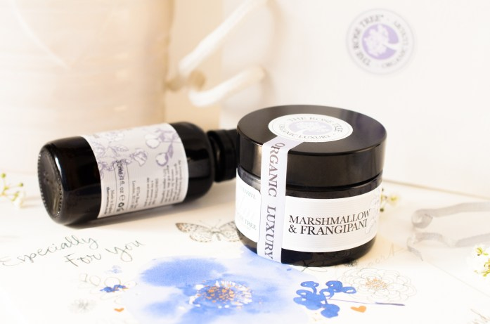 The Rose Tree Intensive Balm with Marshmallow & Frangipani