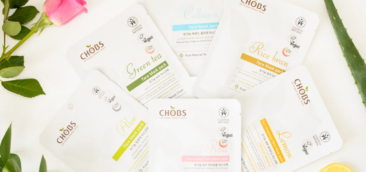 CHOBS Sheet Masks