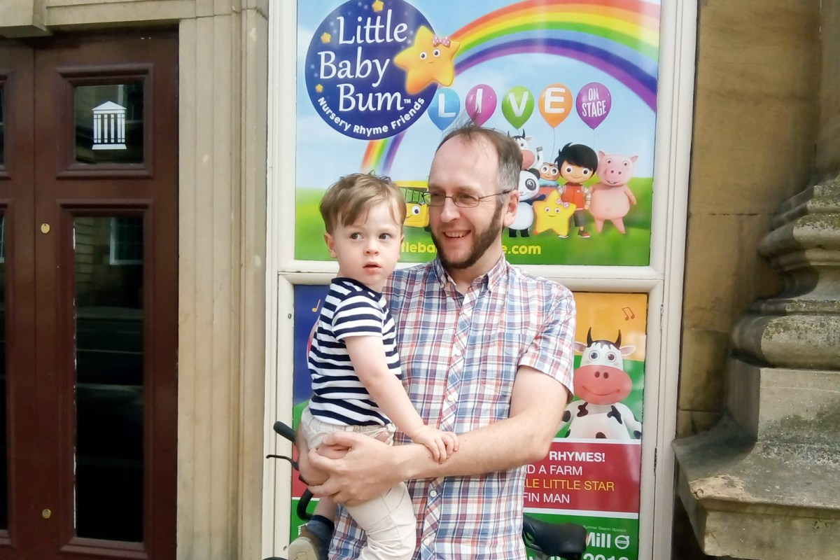 Little Baby Bum Live Show review