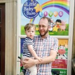 Jonah and Martin at the Little Baby Bum live show