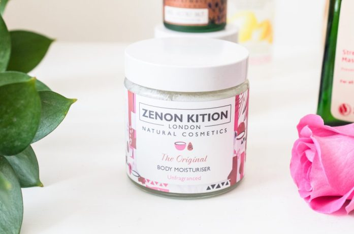 Zenon Kition Unfragranced Body Moisturiser